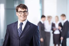 Bewerbungsfotos für Führungskräfte